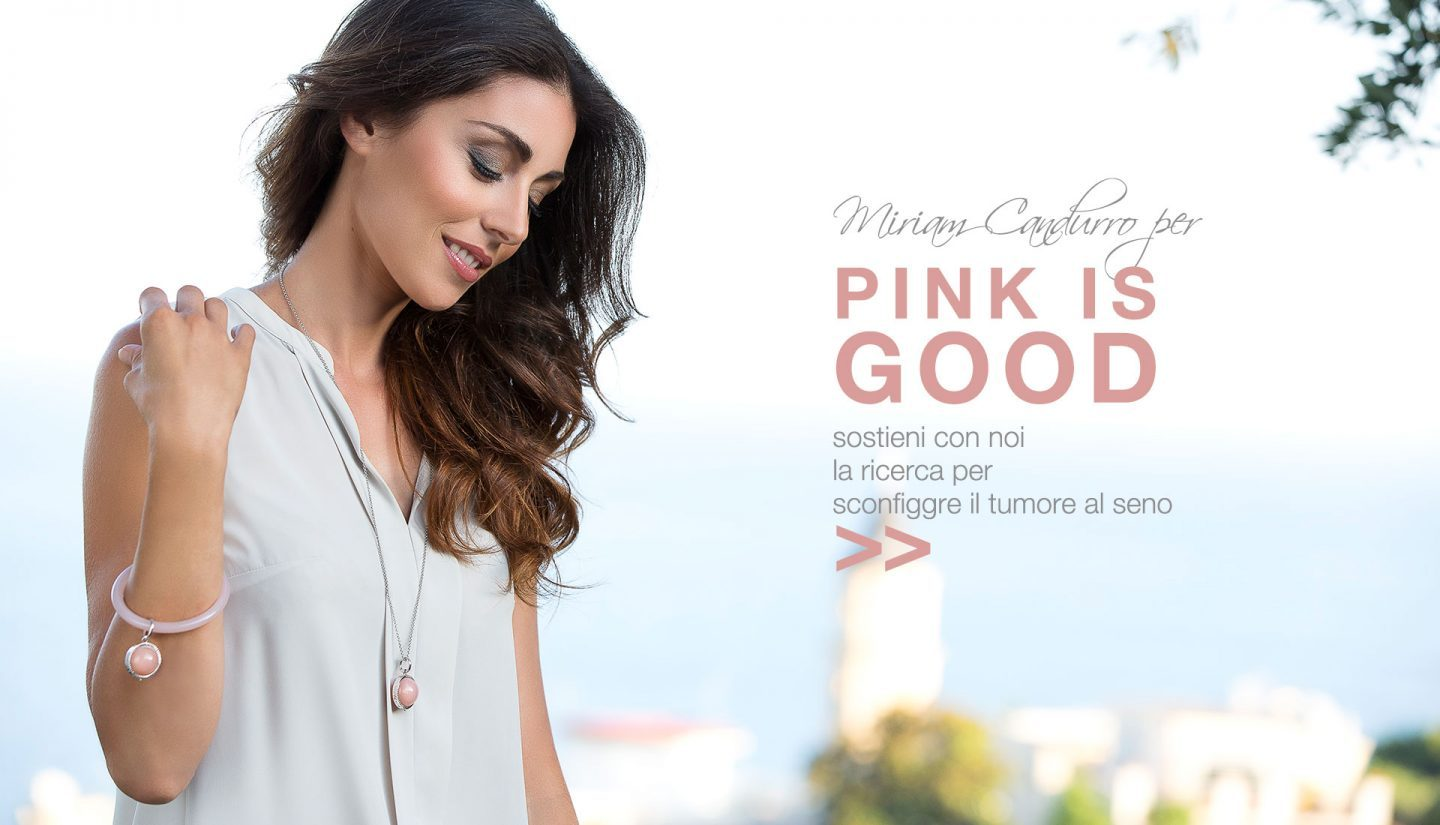 miriam candurro - pink is good - bijoux artigianali