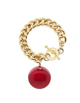 Bracciale a catena 120A - Paviè bijoux artigianali