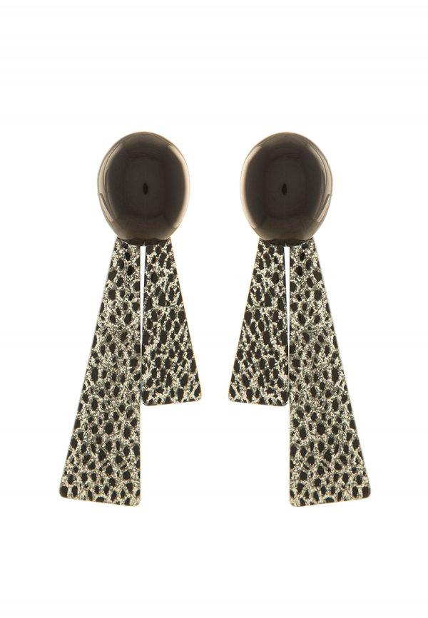 Bijoux Online Shop   Orecchino Triangolo argento Collezione Maia - Paviè Bijoux